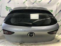 Крышка багажника в сборе Мазда 3 BP 2019 new