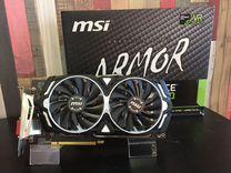 MSI armor GTX1060 3Гб Гар. MegaBit до 04.20г