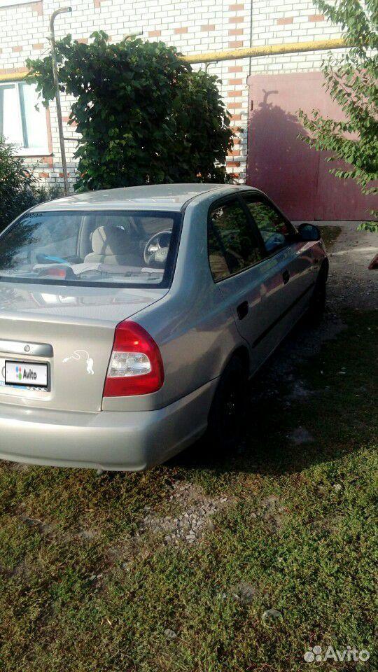 Hyundai Accent, 2008  89606367522 купить 8
