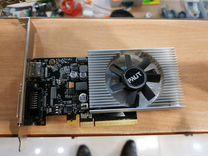 Видеокарта GT 1030 2 gb