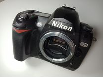 Nikon D70 Body из Trade-in — Фототехника в Москве