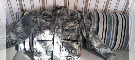 Костюм защитного цвета.качество огонь купить в Челябинской области | Личные вещи | Авито