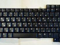 Клавиатура к ноутбуку б/у в хорошем состоянии