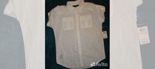 e007f1cddcb Новая белая рубашка на девочку 146+ купить в Санкт-Петербурге на Avito —  Объявления на сайте Авито