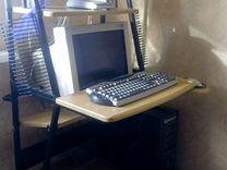 Продам,компьютер и компьютерный стол