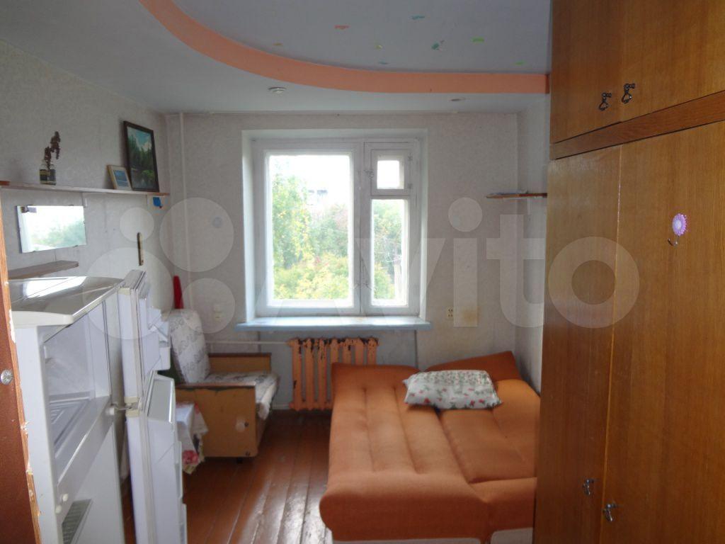 Комната 12 м² в 4-к, 4/5 эт.  89002230634 купить 1