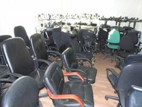 Кресла, стулья, столы, тумбы и шкафы