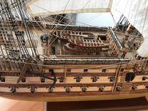 Коллекционный корабль HMS Victory большой