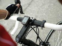 Беспроводный велокомпьютер и манетки на 3 скорости