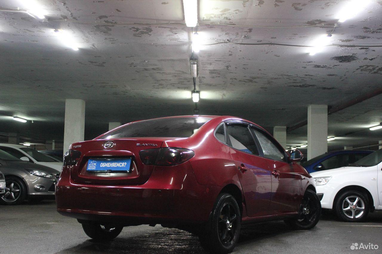 Hyundai Elantra, 2007  83452578874 купить 4