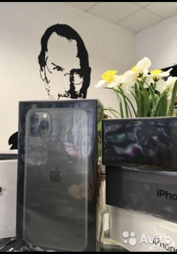Apple iPhone 11 pro max 64gb Space Gray, новый, Ро