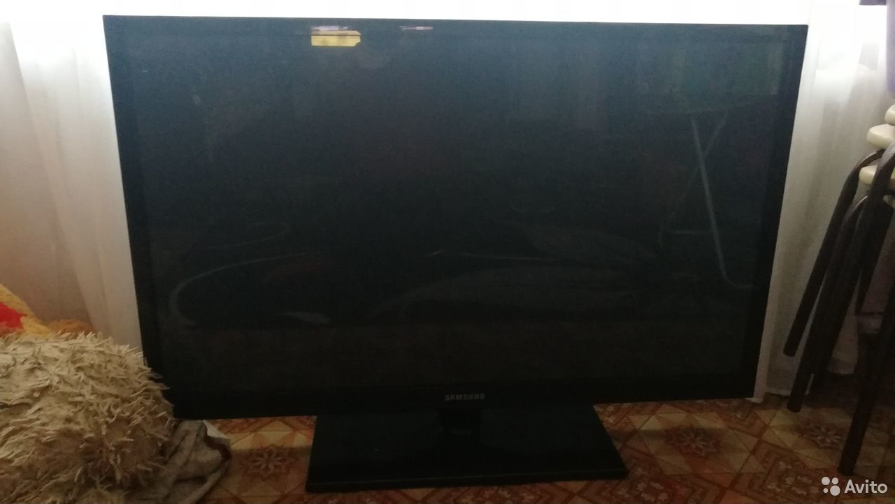 Телевизор плазменный LG PS43D452AW5 на запчасти  89874912179 купить 1