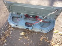 Крышка багажника форд фокус 1 седан 2004 год