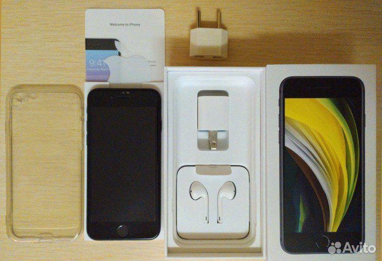 iPhone SE 64GB  89274386008 купить 2