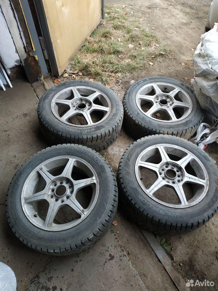 Зимние шины с дисками  89676200420 купить 1