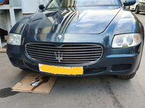 Мазерати бампер передний Maserati