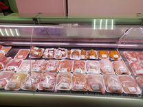 Мясной магазин с цехом полуфабрикатов