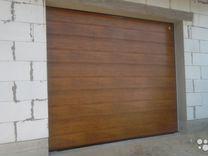 Ворота для гаража Алютех 2500х2125