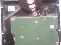 Два Жёсткиих диска seagate по 2000GB