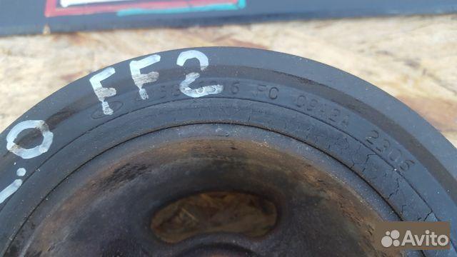 Шкив коленвала Ford Focus 2  89086364687 купить 2
