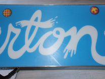 Сноуборд Burton Feather 2009