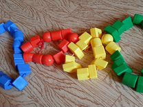Игрушки пакетом(пирамидки,стаканчики,лабиринты,шну