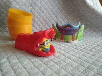 Киндер игрушки миньоны