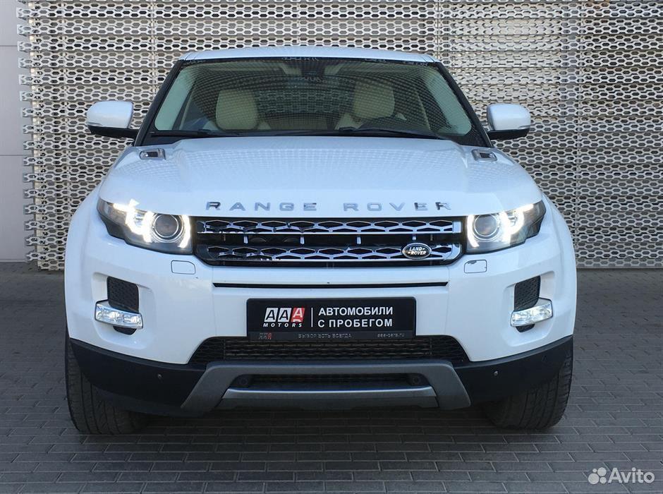 Land Rover Range Rover Evoque, 2011  88633330423 купить 2