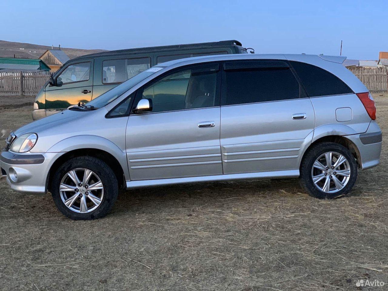 Toyota Nadia, 2000  89644602536 купить 2