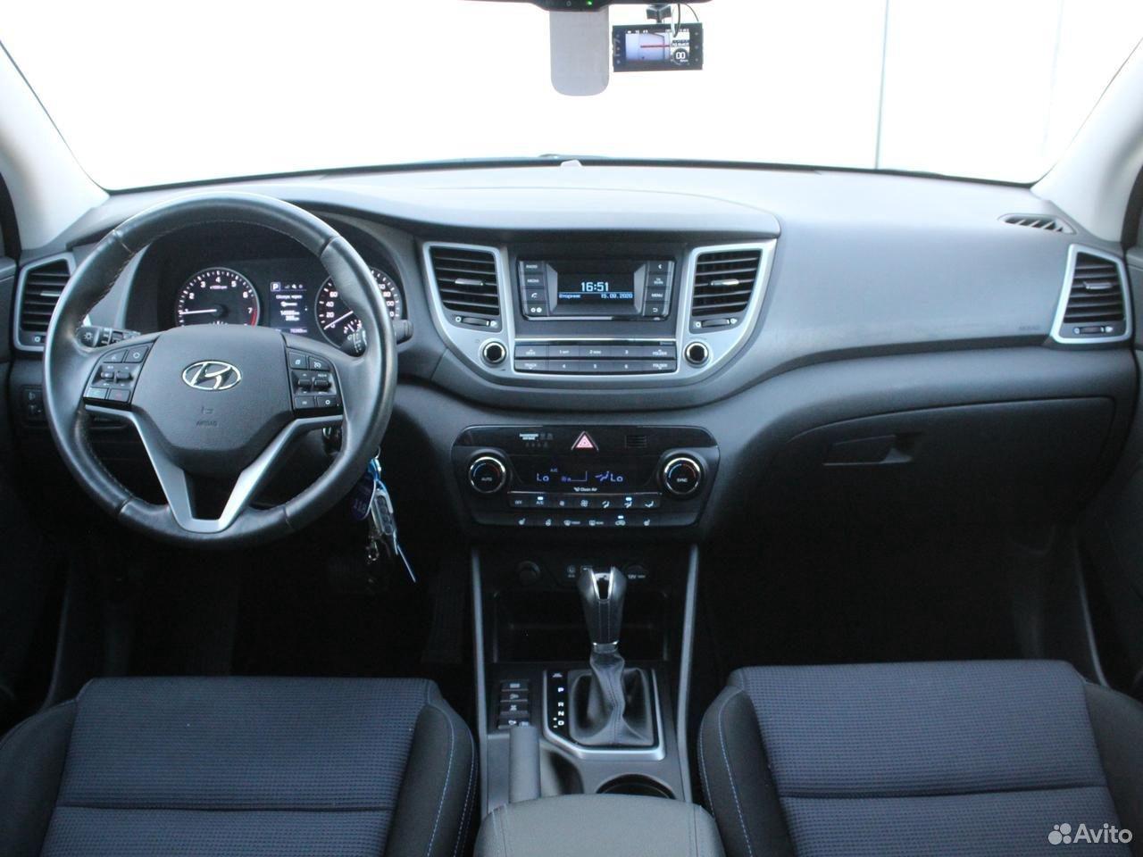 Hyundai Tucson, 2015  88612441252 купить 5