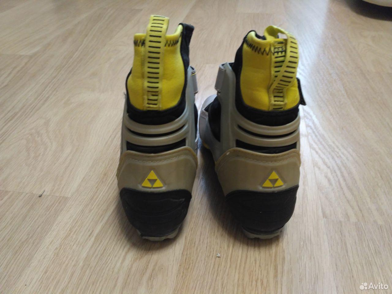 Лыжные ботинки Fischer XC Control  89021999711 купить 4