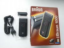 """Бритва """"Braun 1008"""", произвозводство Германия"""