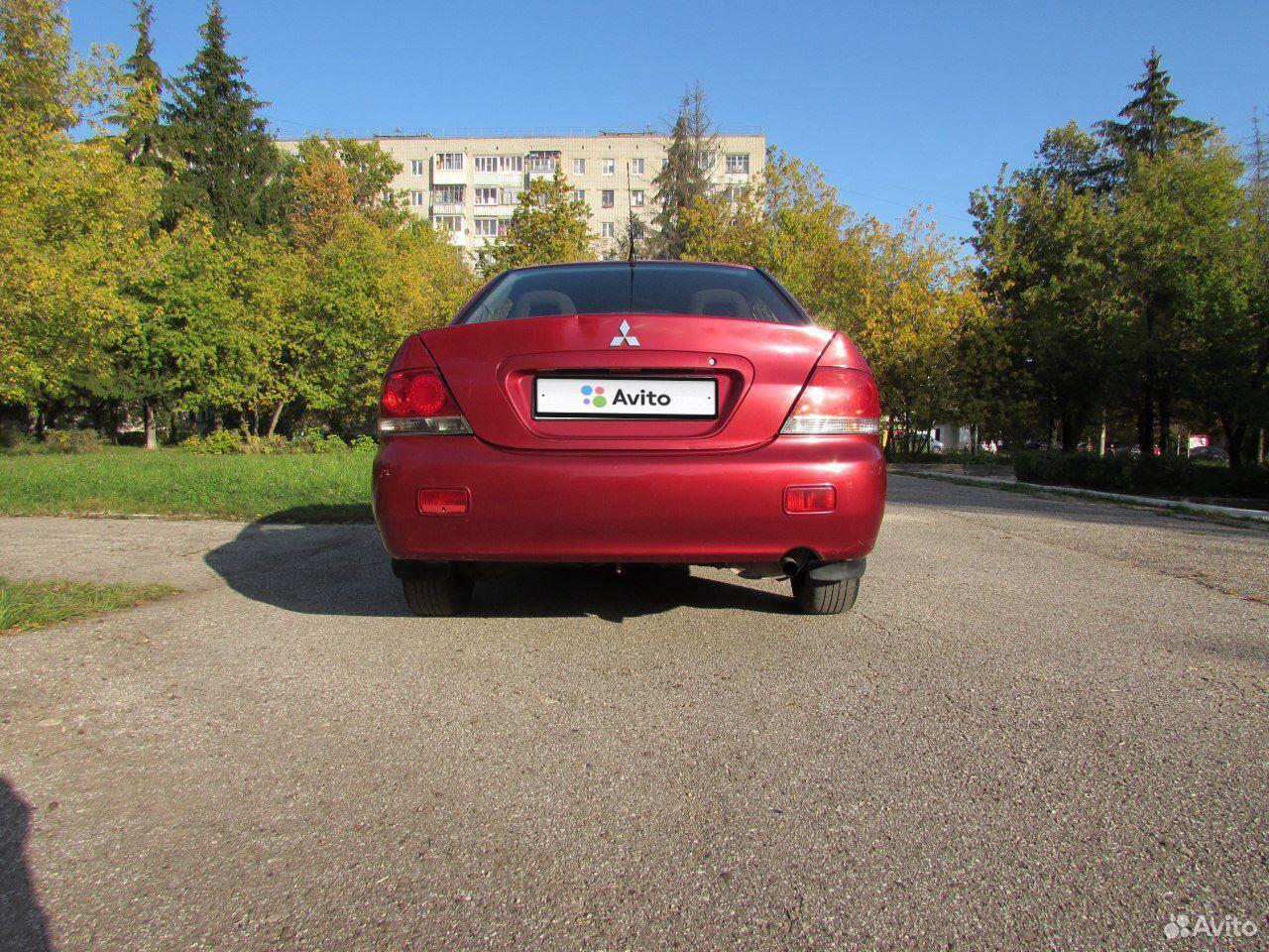 Mitsubishi Lancer, 2005  89176585704 купить 5