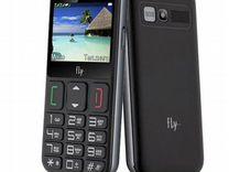 Сотовый телефон Fly-Ezzy 9 Black