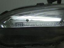 Hyundai Solaris фара противотуманная левая 2015