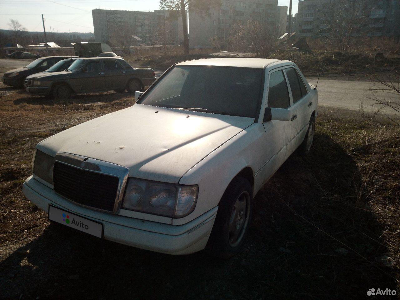 89530392252  Mercedes-Benz E-класс, 1993