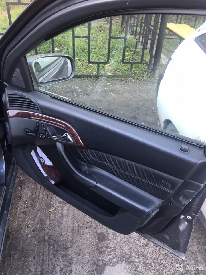 Mercedes-Benz S-класс, 1999  89615537954 купить 6