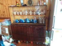 Шифоньер, посудный шкаф