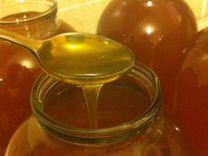 Мёд липа, разнотравье, акация, таёжный
