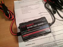 Зарядное устройство акб 6v 12v 750ma Tirol мото