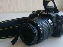 Фотоаппарат Nikon D 3100 Kit 18-55 + карта на 4Gb