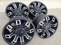 Новые диски Blazn R17 5x150 на Toyota, Lexus