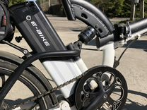 Электрический велосипед Eltreco