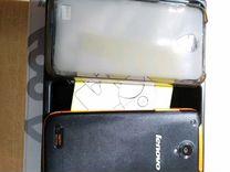 Защищенный смартфон Lenovo s750