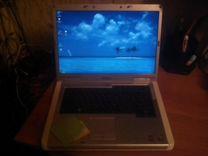 Продам ноутбук Делл рабочий