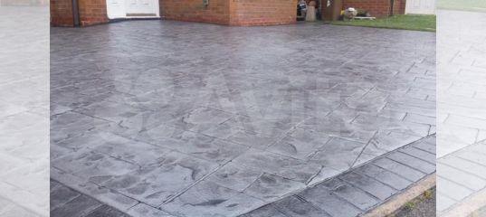 запесоченный бетон