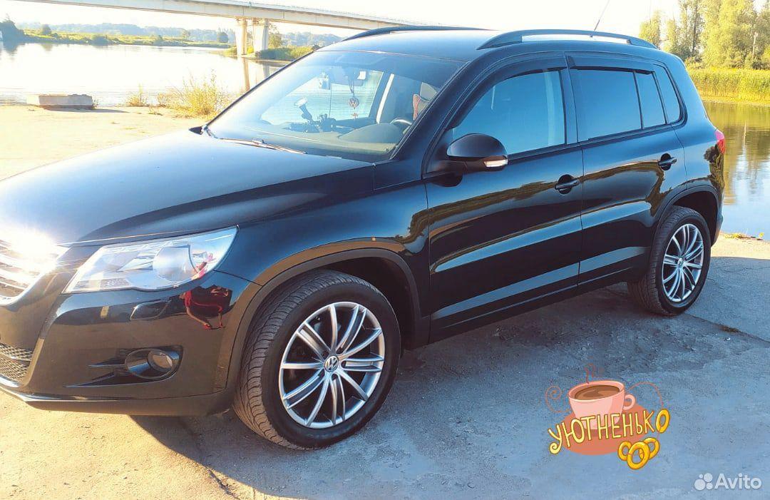 Volkswagen Tiguan, 2008  89097954103 купить 1