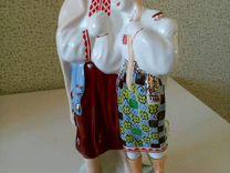Фарфоровая статуэтка Майская ночь СССР(ранняя)
