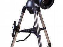 Телескоп с автонаведением Levenhuk SkyMatic 135GTA — Фототехника в Ижевске