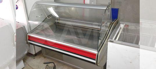 Витрина холодильная универсальная Ариада 1,5 м б/у купить в Самарской области | Для бизнеса | Авито